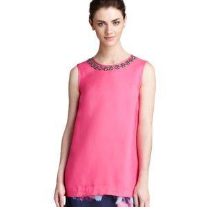 Kate Spade Denni Top in Zinia Pink Size 12